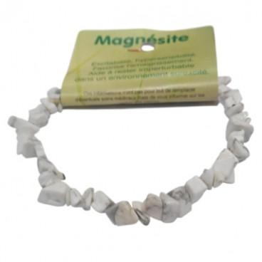 magnésite bracelet baroque