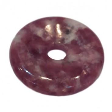 lépidolite donut