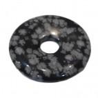 obsidienne mouchetée donut