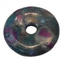 rubis zoïsite donut