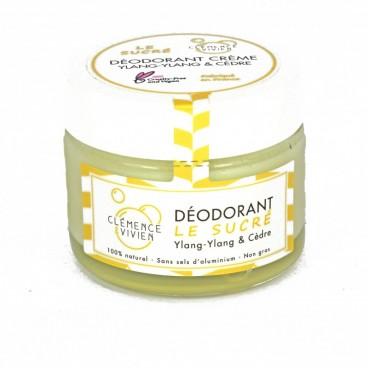 """Déodorant """"le sucré"""" Clémence et Vivien"""
