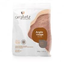 Argile rouge 100% naturelle 250g