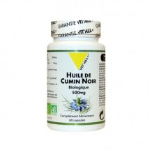 HUILE DE CUMIN NOIR BIO 60 capsules