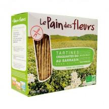 Tartines Craquantes Bio au Sarrasin 150gr