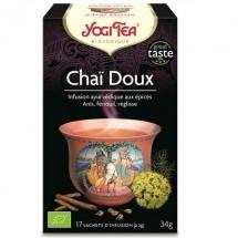 Chaï Doux Bio, 17 sachets