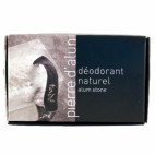 Déodorant naturel - pierre d'alun 100g