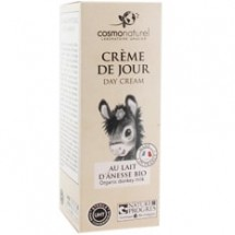 Crème de jour au lait d'ânesse bio 50ml
