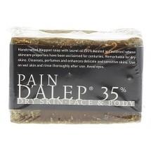 Pain d'alep 35% - hypoallergénique - peau sèche 200g