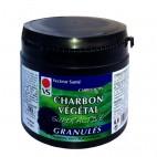 Charbon végétal - super activé - granulés 200g