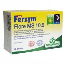 Ferzym - ferments lactiques - probiotiques / prébiotiques - flore MS 10