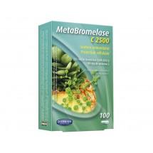 MetaBromelase C 2500 - soutien immunitaire - protection cellulaire - 100 gélules