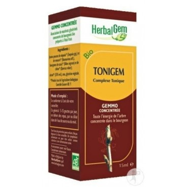 Tonigem - complexe tonique 15ml