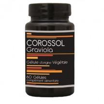Corossol graviola - gélule d'origine végétale - 60 gélules