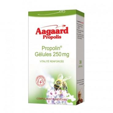 Propolin - gélules 250mg - pour la vitalité - 30 gélules