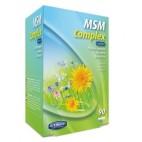 MSM complex - plantin lancéolé - aucubine - quercétine - 90 gélules