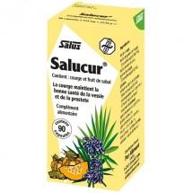 Salucur - courge et fruit de sabal - vessie et prostate - 90 capsules