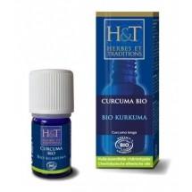 Huile essentielle de curcuma bio 5ml