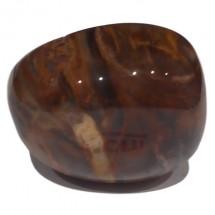 bois fossile petit galet