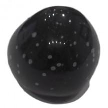 obsidienne mouchetée grand galet