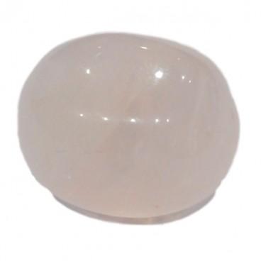 quartz rose petit galet