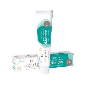 Dentifrice - huile essentielle de menthe 75ml
