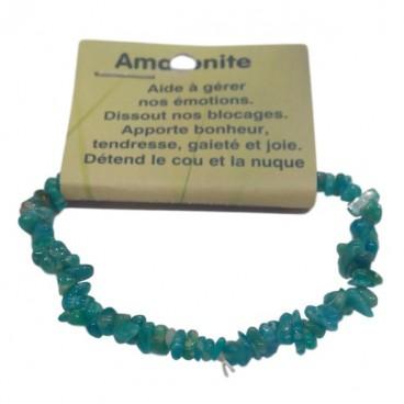amazonite bracelet baroque