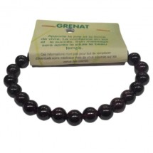 grenat bracelet petites boules