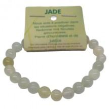 jade bracelet moyennes boules